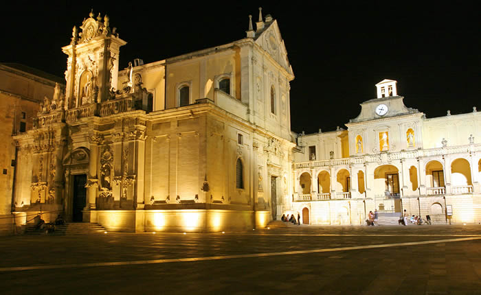 week-end a lecce